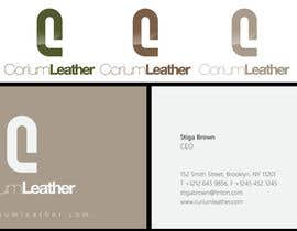 nº 129 pour Design a Logo for Corium Leather par sproggha