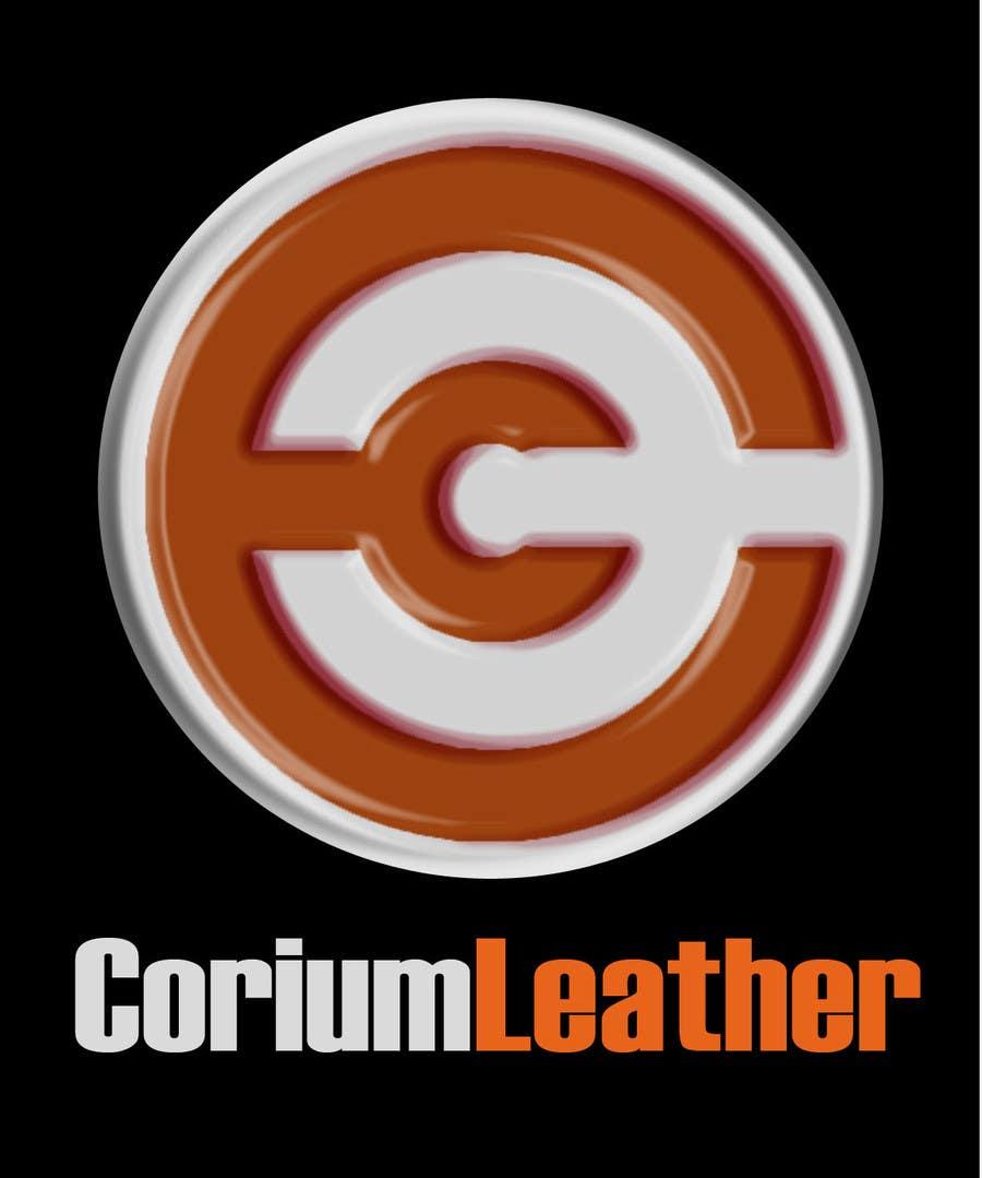 Penyertaan Peraduan #                                        183                                      untuk                                         Design a Logo for Corium Leather