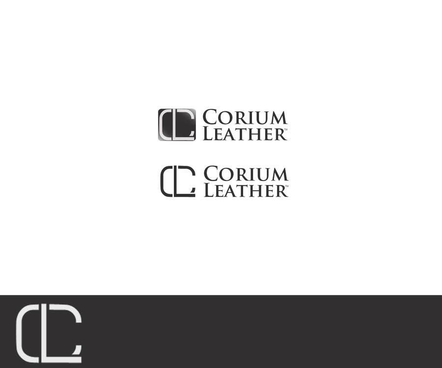 Kilpailutyö #25 kilpailussa Design a Logo for Corium Leather