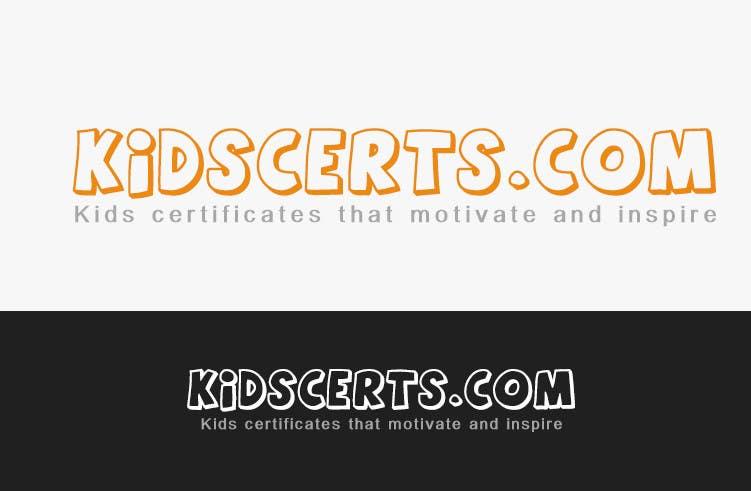 Konkurrenceindlæg #87 for Design a Logo for Kids website