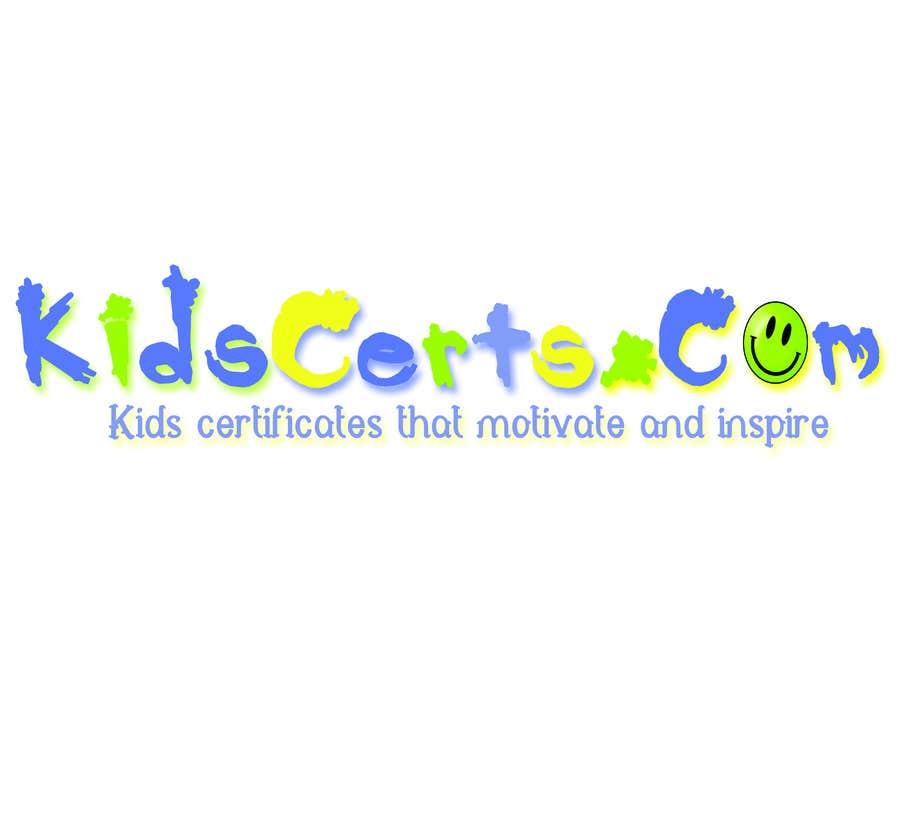Konkurrenceindlæg #81 for Design a Logo for Kids website