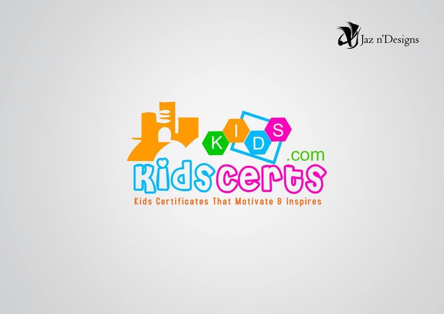 Konkurrenceindlæg #64 for Design a Logo for Kids website