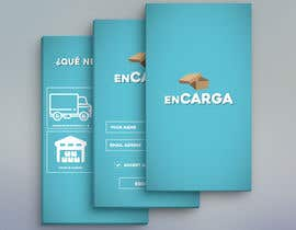 #1 for en- carga app mock up contest by uira