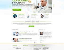 #41 for Website Designs af alimoon138