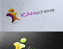 #92 para Design a Logo for I Can Achieve por sbelogd