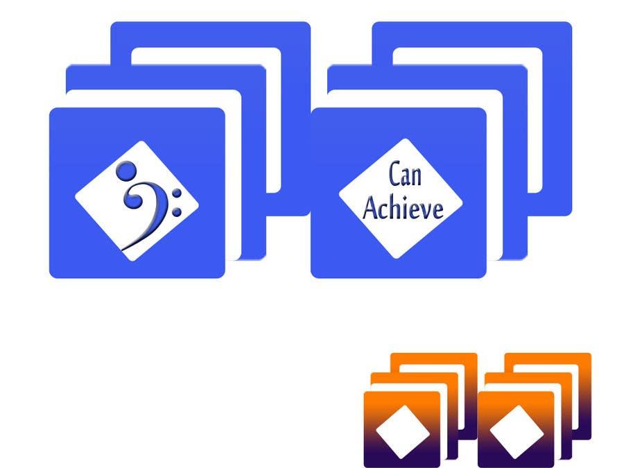 Bài tham dự cuộc thi #95 cho Design a Logo for I Can Achieve
