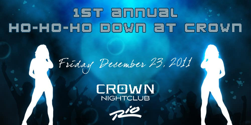Wettbewerbs Eintrag #                                        1                                      für                                         Easy Quick Facebook Graphic Design for Crown Nightclub Las Vegas