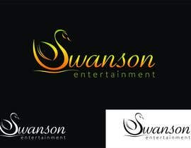 #185 cho Design a Logo for Swanson Entertainment bởi shobbypillai
