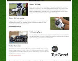#14 para Design a Twitter background for JStewartgolf por samazran