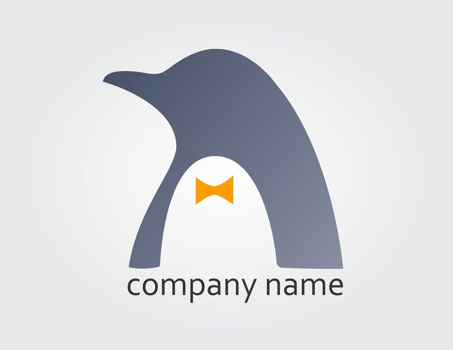 Entry 83 By Zunairali96 For Needed Simpleclean Penguin Logo
