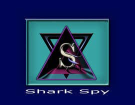 #25 for Logo for Software called Shark Spy by helixinfo
