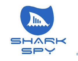 #21 for Logo for Software called Shark Spy af cheenamalhotra