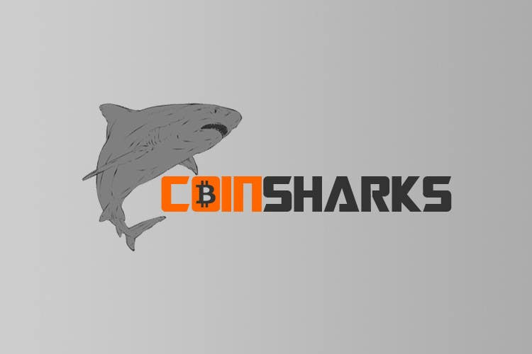 #51 for design a logo for my website coinsharks.com by vladspataroiu