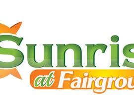#28 for Design a Logo for Sunrise at Fairgrounds af atularora