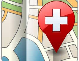 #24 untuk App icon design for location based service oleh raikulung