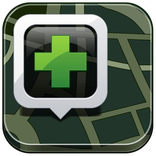 #33 for App icon design for location based service by raikulung