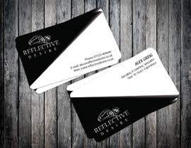 #23 untuk Design some Business Cards for Detailing business oleh farzanashoma