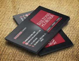 #10 untuk Design some Business Cards for Barr & Grill oleh abdelaalitou