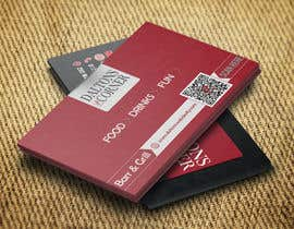 #36 untuk Design some Business Cards for Barr & Grill oleh abdelaalitou