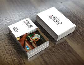 #12 untuk Design some Business Cards for Barr & Grill oleh DalixStudios