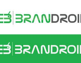 #132 for Design a new logo for BRANDROID by KiVii