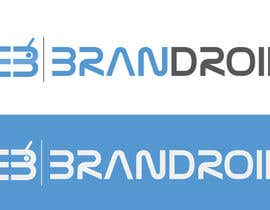 #134 for Design a new logo for BRANDROID af KiVii