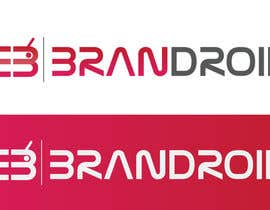 #135 for Design a new logo for BRANDROID af KiVii