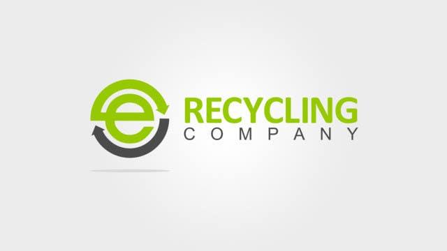 Konkurrenceindlæg #120 for design a logo for a E waste recycling company