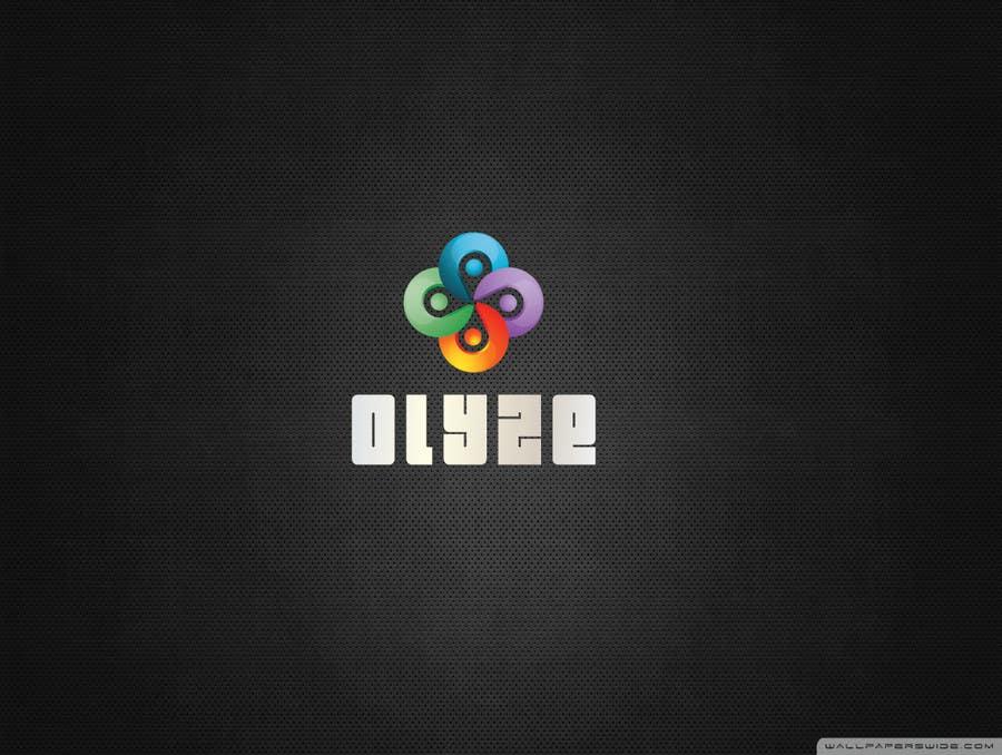 Penyertaan Peraduan #35 untuk Design a Logo for OLYZE