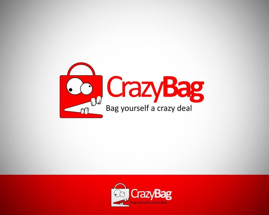Inscrição nº 16 do Concurso para Design a Logo for CrazyBag!