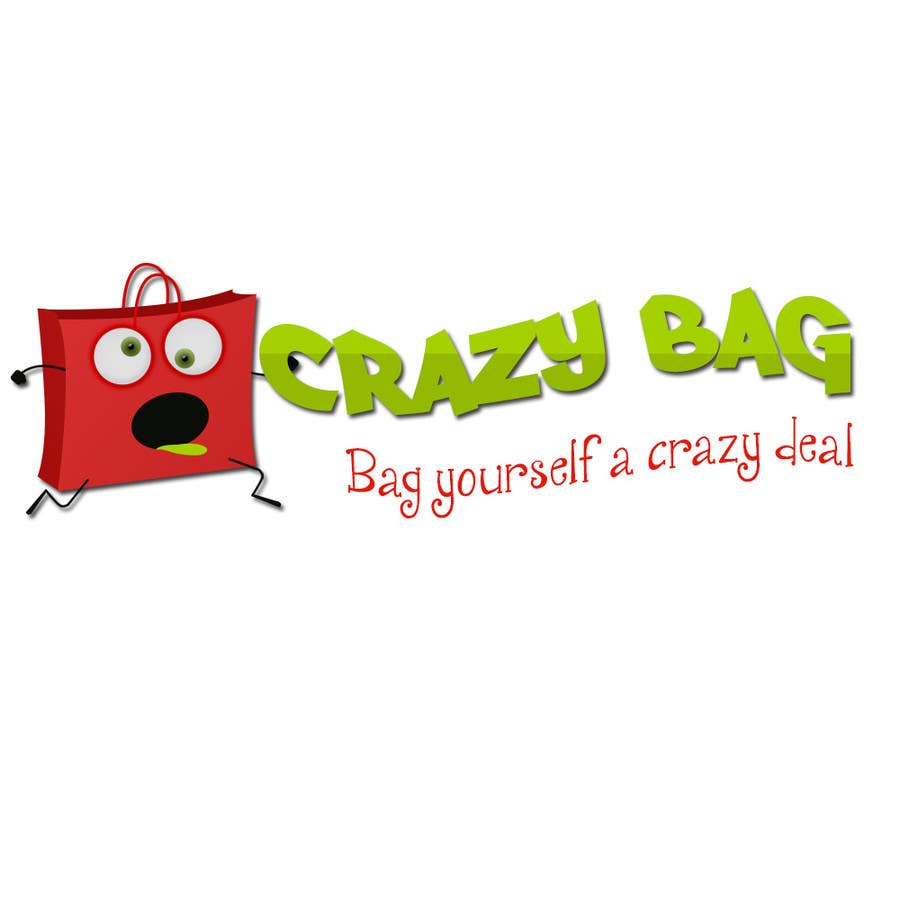 Inscrição nº 48 do Concurso para Design a Logo for CrazyBag!