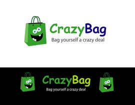 #44 for Design a Logo for CrazyBag! af billahdesign