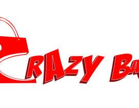 #8 for Design a Logo for CrazyBag! af kingryanrobles22