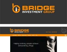 nº 110 pour UPDATED BRIEF - Arty Logo for Bridge Investment Group par trying2w