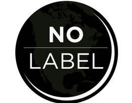 #98 for Design a Logo: NO LABEL (A label-less Brand of High Fashion Mens Wear) af jparago