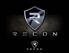 #3 for Design a Logo for RECON - Automatic License Plate Recognition System af zetabyte