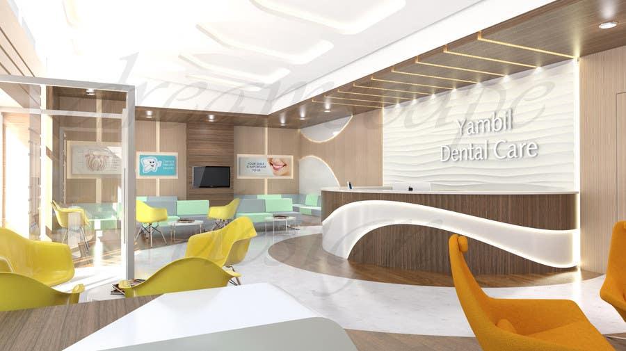 Interior Design Waiting Room Reception Area Freelancer