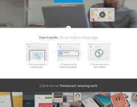 #12 for Freelancer.com Landing Page Design - High Conversion Webpage Design by andrewnickell