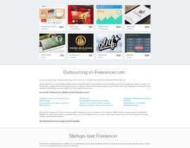 #1 cho Freelancer.com Landing Page Design - High Conversion Webpage Design bởi geniedesignssl