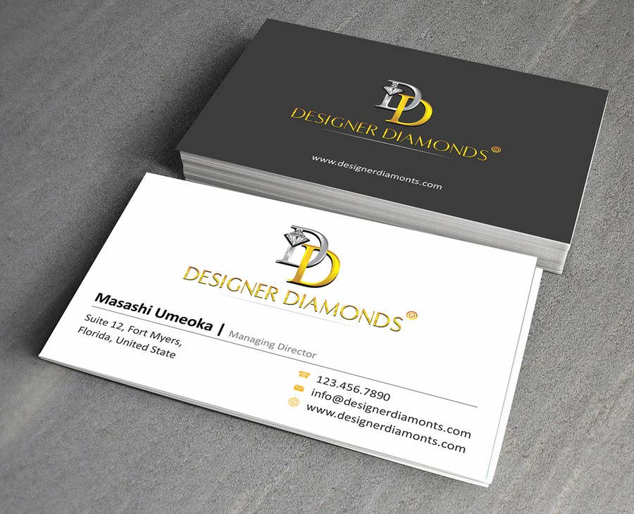 Entry #126 by ezesol for Top business card designs - show off your ...