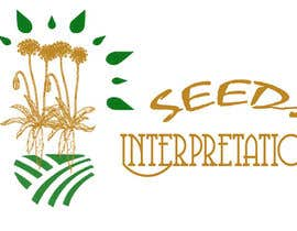 #5 para Design a Logo for Seeds Interpretations por arnelclemente