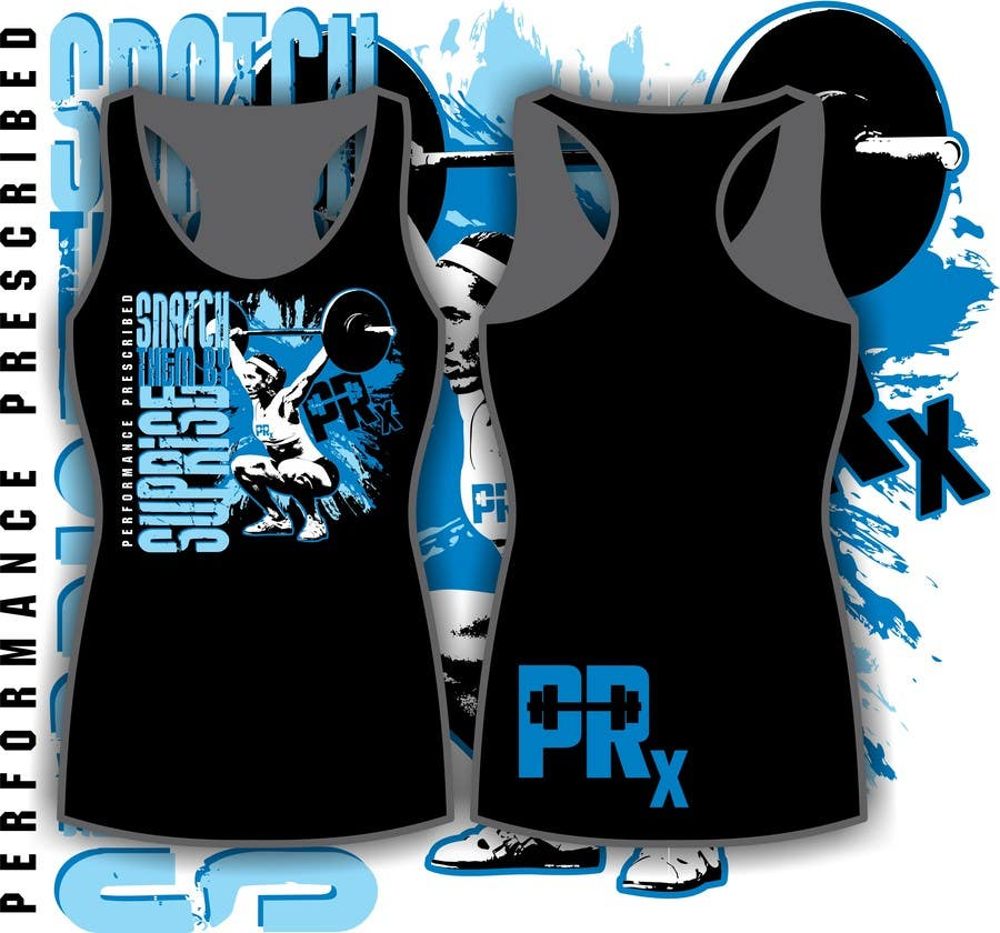 Contest Entry #21 for Design a CrossFit Themed T-Shirt for us