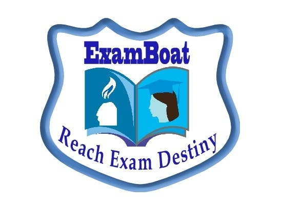 Kilpailutyö #6 kilpailussa Logo for exam website