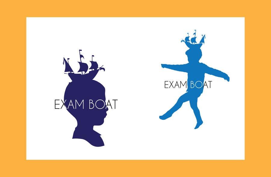 Kilpailutyö #14 kilpailussa Logo for exam website