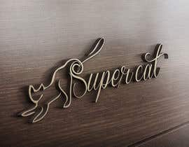 #191 para ILLUSTRATE A COOL SUPER CAT LOGO por creartarif