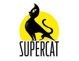#156 para ILLUSTRATE A COOL SUPER CAT LOGO por Borzyanich