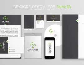 #23 for Develop a Corporate Identity for 3nkaib Technologies (Spiders) af diskojoker