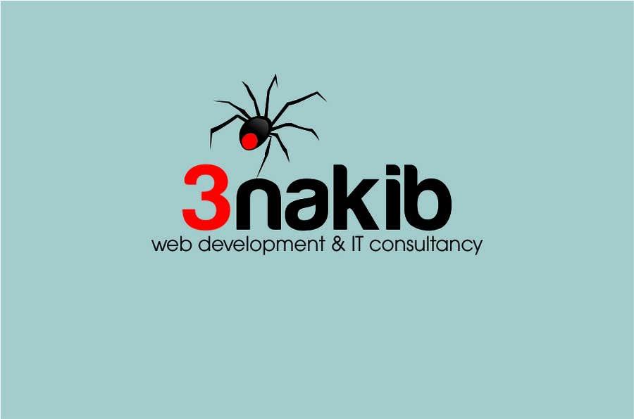 Kilpailutyö #27 kilpailussa Develop a Corporate Identity for 3nkaib Technologies (Spiders)