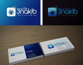 ideaz13 tarafından Develop a Corporate Identity for 3nkaib Technologies (Spiders) için no 43
