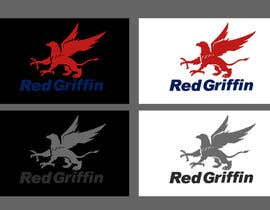 #9 for Design a Logo for Red Griffin small business af dopham83